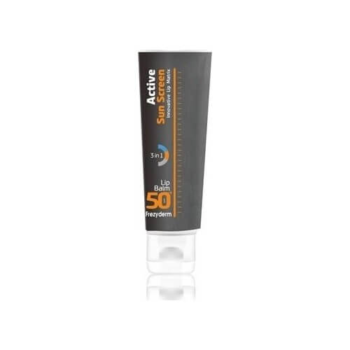 Frezyderm Active Sun Screen Lip Balm Matrix SPF50 15ml