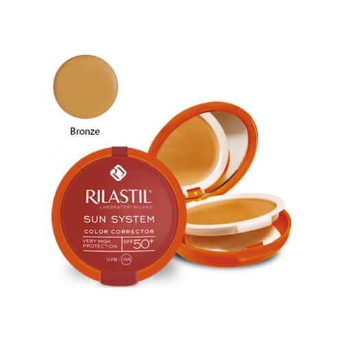 Rilastil System Color Corrector Bronze SPF50+ 10gr