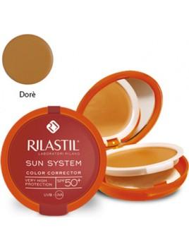 Rilastil System Color Corrector Dore SPF50 10gr