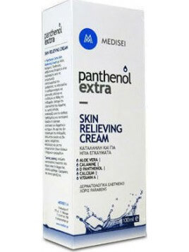 Medisei Panthenol Extra Skin Relieving Cream 100ml