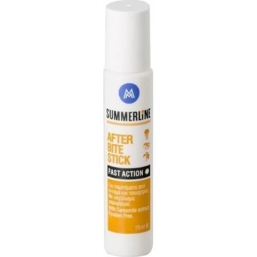 Medisei After Bite Summerline Stick με Αμμωνία 15ml