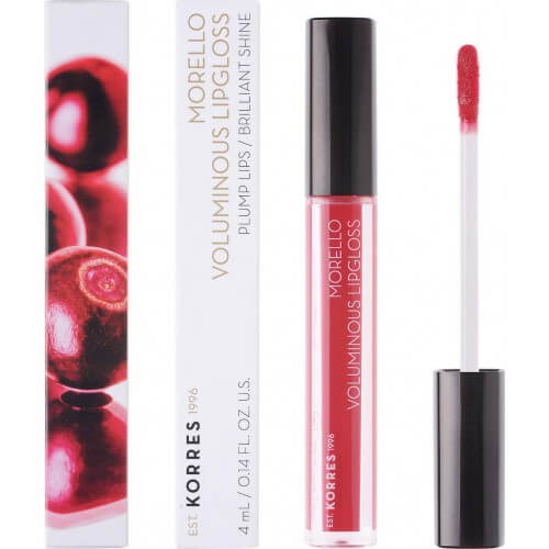 Korres Morello Voluminous Lip Gloss 19 Watermelon 4ml
