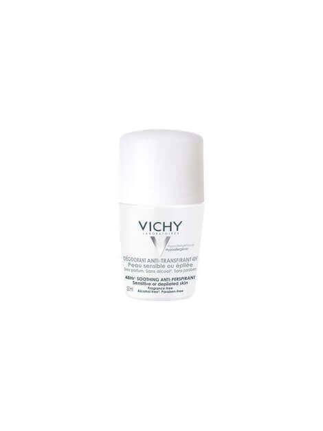 Vichy Anti-Transpirant Soothing Sensitive Roll-On 48h 50ml
