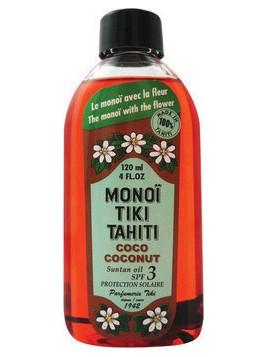 Tiki Tahiti Monoi Coco SPF3 120ml