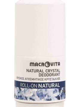 Macrovita Natural Crystal Natural Roll-On 50ml