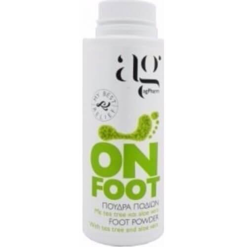Ag Pharm On Foot Powder 100ml