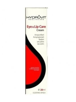 Target Pharma Hydrovit Eye & Lip Care Cream 20ml