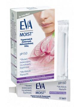 Intermed Eva Moist 50gr 9 κολπικοί εφαρμοστές