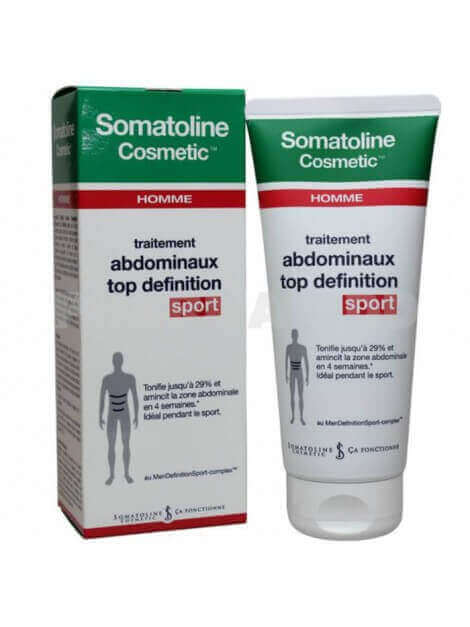 Somatoline Cosmetic Top Definition Sport 200ml