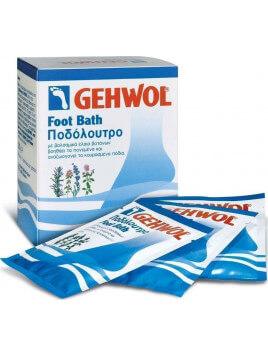 Gehwol Foot Bath 200gr 10 φακελίσκοι