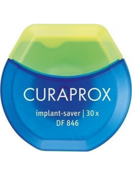 Curasept Curaprox DF 846 Floss Implant Saver 30m