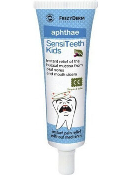 Frezyderm SensiTeeth Aphthae Gel 25ml