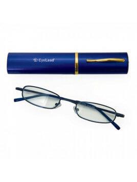 Vitorgan EyeLead Pocket Γυαλιά Πρεσβυωπίας Τσέπης Ε1298 Χρώματος Μπλε Βαθμός 2.00  1τμχ