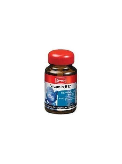 Lanes Vitamin B12 30tabs