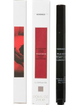 Korres Wild Rose Insta Light Illuminator Concealer 2ml