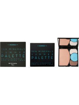 Korres Sea Minerals Summer Palette Blue Waters