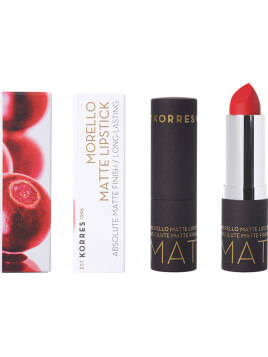 Korres Morello Matte Lipstick 75 Strawberry Fields