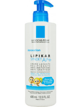 La Roche Posay Lipikar Syndet AP+ Cream 400ml