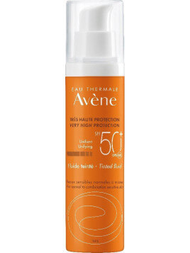 Avene High Protection Unifying Tinted Fluid Pump SPF50+ 50ml