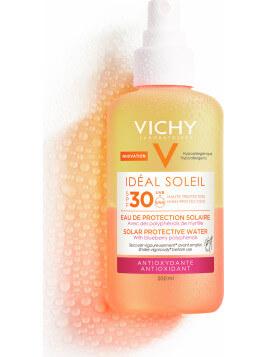 Vichy Solar Protective Water Antioxidant SPF30 200ml