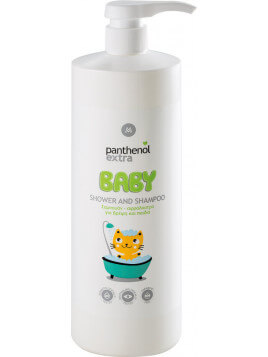 Medisei Panthenol Extra Baby Shampoo & Bath 2 in 1 1000ml