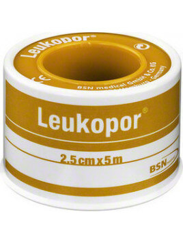 BSN Medical Leukopor 2.5cm x 5m
