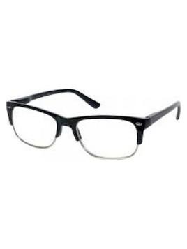 Vitorgan EyeLead Unisex E142 Γυαλιά Πρεσβυωπίας Κοκάλινο Μαύρο Χρώμα, 3.00