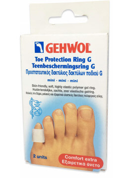 Gehwol Toe Protection Ring G Mini 18mm 2τμχ