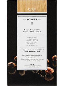 Korres Argan Oil Ageless Colorant Νο 9.73 Χρυσό Κάστανο 50ml