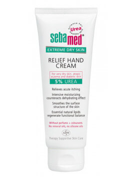 Sebamed Relief Hand Cream Urea 5% 75ml