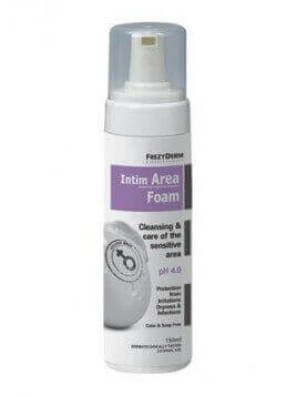 Frezyderm Intim Area Mild Wash Foam 150ml