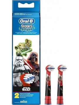 Oral-B Stages Power Star Wars 2τμχ