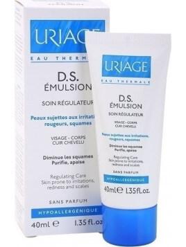 Uriage D.S. Emulsion Σμηγματορυθμιστική Κρέμα 40ml