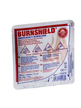 Burnshield Emergency Burncare