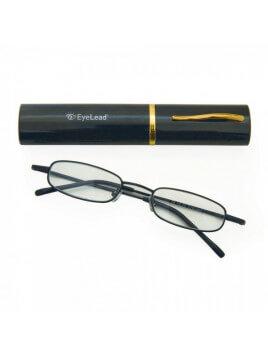 Vitorgan EyeLead Pocket Γυαλιά Πρεσβυωπίας Τσέπης E1298  Χρώματος Mαύρο Βαθμός 3.50  1τμχ