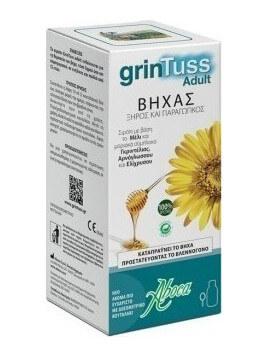 Aboca GrinTuss Adult Σιρόπι 180gr