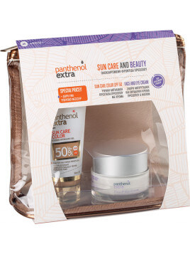 Medisei Panthenol Extra Sun Care & Beauty Diaphanous Color SPF50 Set