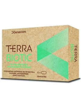 Genecom Terra Biotic 10κάψουλες
