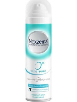 Noxzema Sensi Pure 0% Spray 150ml