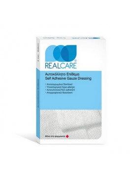Real Care Αυτοκόλλητο Επίθεμα 9cm x 15cm 5τμχ