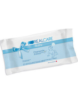 Real Care Chamomile 72τμχ
