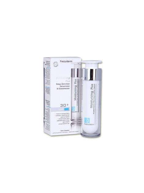Frezyderm Moisturizing Plus 30+ Cream 50ml, για Κάθε Τύπο Δέρματος