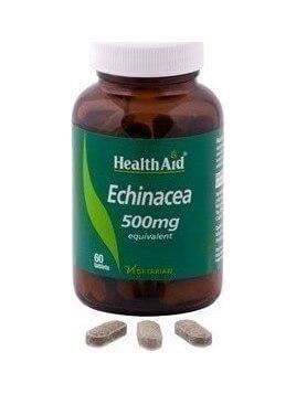 Health Aid Echinacea 500mg 60 ταμπλέτες