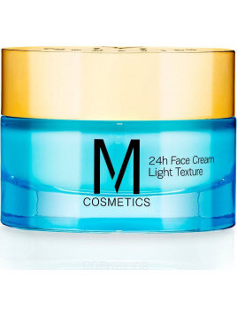 M Cosmetics 24h Face Cream Light Texture 50ml