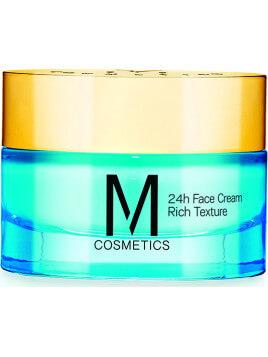 M Cosmetics 24H Face Cream Rich Texture 50ml