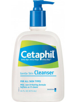 Cetaphil Gentle Skin Cleanser for All Skin Types 470ml