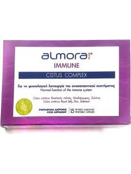 Elpen Almora Immune Cistus Complex 15 φυτικές κάψουλες