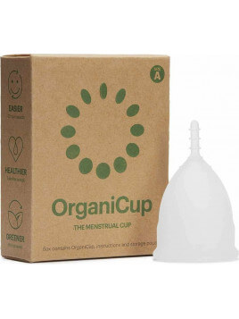 OrganiCup Menstrual Cup Size Α