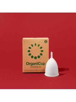 Organicup The Menstrual Cup Mini Size