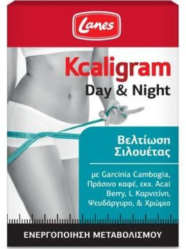Lanes Kcaligram Day & Night 60 ταμπλέτες